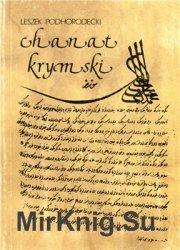 Chanat Krymski i jego stosunki z Polska w XV-XVIII w.