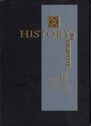 History in Dispute. Vol.18: The Spanish Civil War