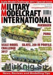 Military Modelcraft International - January 2018