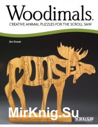 Woodimals Creative Animal Puzzles for the Scroll Saw