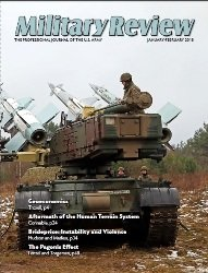 Military Review №1 2018