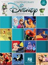 Contemporary Disney: 50 Favorite Songs, 3 edition