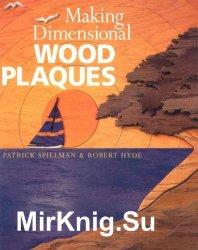 Making Dimensional Wood Plaques
