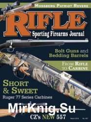 Rifle Magazine - March 2018