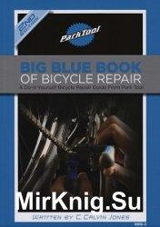 The Big Blue Book of Bicycle Repair