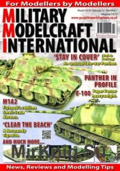 Military Modelcraft International - March 2018