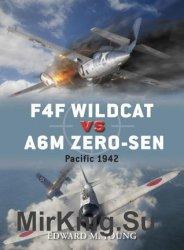F4F Wildcat vs A6M Zero-sen: Pacific Theater 1942