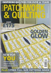 Patchwork & Quilting №291 2018