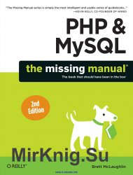 PHP & MySQL: The Missing Manual, Second Edition