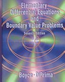 Elementary Differential Equations and Boundary Value Problems, 7th edition