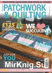 Patchwork & Quilting №292 2018 May
