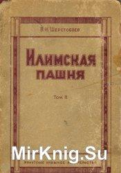 Илимская пашня.В 2-х томах. т. 2. Илимский край во II–IV четвертях XVIII века