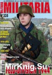 Armes Militaria Magazine №335 2013