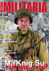 Armes Militaria Magazine №336 2013