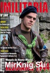 Armes Militaria Magazine №340 2013