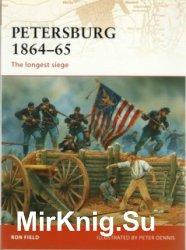 Osprey Campaign 208 - Petersburg 1864-65: The Longest Siege