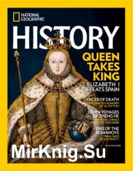 National Geographic History - July/August 2018