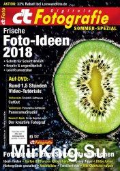 c't Digitale Fotografie Sommer-Spezial 2018