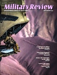 Military Review №4 2018