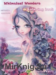 Whimsical Wonders: Coloring Book