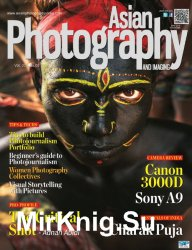 Asian Photography Vol.30 No.5 2018