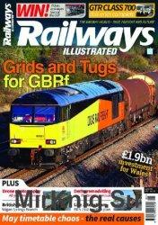 Railways Illustrated - August 2018
