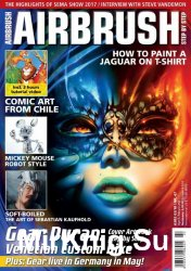 Airbrush Step by Step July-August-September Issue 47 2018