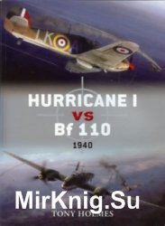Osprey Duel 29 - Hurricane I vs Bf 110: 1940