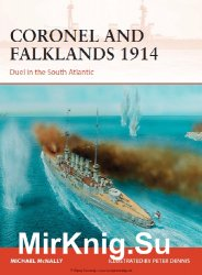 Coronel and Falklands 1914: Duel in the South Atlantic (Osprey Campaign 248)