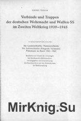 Verbande und Truppen der deutschen Wehrmacht und Waffen-SS im Zweiten Weltkrieg 1939-45. Band 14