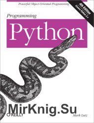 Programming Python, Fourth Edition