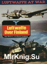 Luftwaffe at War 18: Luftwaffe Over Finland