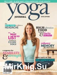 Yoga Journal Singapore - August/September 2018