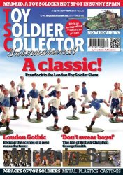 Toy Soldier Collector - August/September 2018