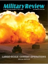 Military Review №5 2018