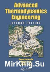 Advanced Thermodynamics Engineering, 2nd Edition