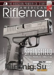 American Rifleman - October 2018