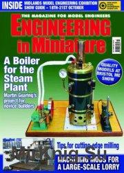 Engineering in Miniature - October 2018