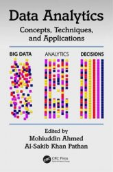 Data Analytics: Concepts, Techniques, and Applications (2018)