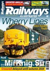 Railways Illustrated - November 2018