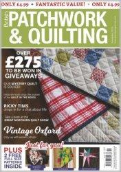 Patchwork & Quilting UK №298 2018