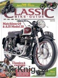 Classic Bike Guide - August 2018