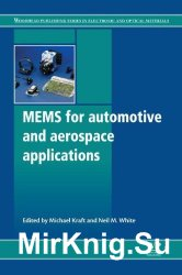 MEMS for automotive and aerospace applications