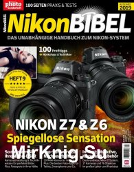 Digital Photo Sonderheft - Nikon Bibel Nr.1 2019