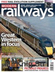Modern Railways - August 2018