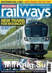 Modern Railways - June 2018