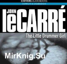 The Little Drummer Girl (Audiobook)