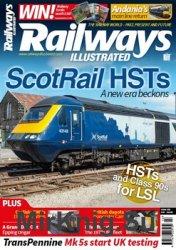 Railways Illustrated - October 2018