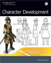 Character Development in Blender 2.5