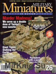 Military Miniatures in Review №26